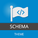 Schema bedrifts WordPress Theme