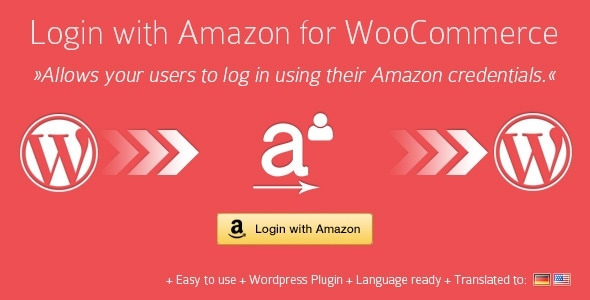 Login with Amazon for WooCommerce