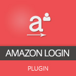 Logga in med Amazon för WooCommerce Wordpress Plugin