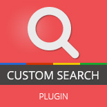 Custom Search WodPress Plugin ng Google