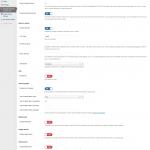 Custom Search WordPress Plugin Screenshot Layout Page