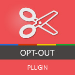 Google Analytics Opt Out Plugin de WordPress