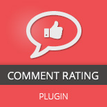WordPress comentario Rating Plugin