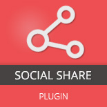Kiinteä WordPress Social Share Buttons Plugin